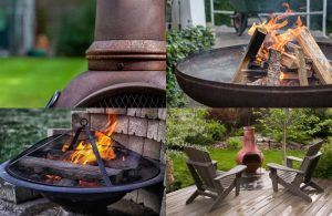 Chiminea vs Fire Pit - Which is Better