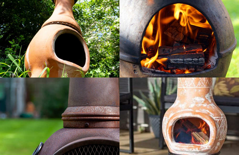 Cast Iron Chiminea or Clay Which is Better?